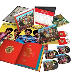 Sgt.Pepper\'s Lonely Hearts Club Band (Limited Superdlx