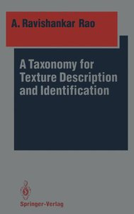 A Taxonomy for Texture Description and Identification