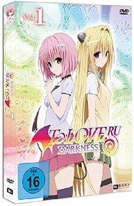 To Love Ru - Darkness - DVD 1