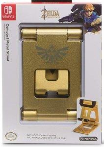 PowerA Compact Metal Stand, ZELDA, Metallständer für Nintendo Sw