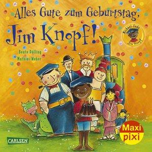 Ende, M: Alles Gute zum Geburtstag, Jim Knopf!