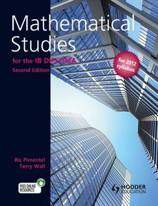 Maths Studies for the IB Diploma + CD