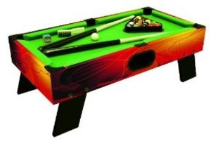 Carromco 02008 - Billard Tabletop Shooter XT