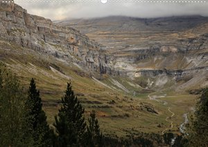 Ordesa- Spaniens Pyrenäen (Posterbuch DIN A2 quer)
