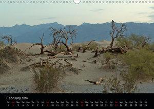 Death Valley California (Wall Calendar 2020 DIN A3 Landscape)