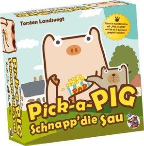Heidelberger HE480 - Pick a Pig - Schnapp die Sau