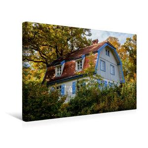 Premium Textil-Leinwand 45 cm x 30 cm quer Münterhaus