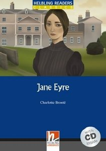 Jane Eyre, mit 1 Audio-CD. Level 4 (A2 / B1)