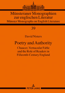 Poetry and Authority