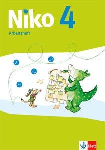 Niko Sprachbuch 4. Schuljahr. Arbeitsheft