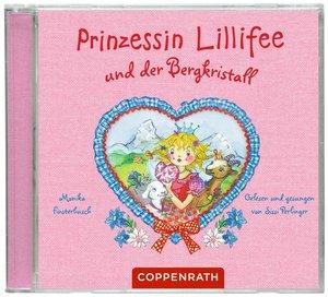 CD: Prinzessin Lillifee und der Bergkristall