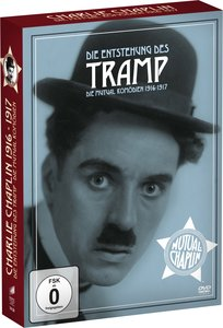 Charlie Chaplin Die Entstehung des Tramp - Die Mutual Komödien