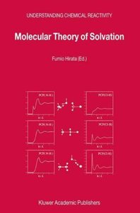 Molecular Theory of Solvation