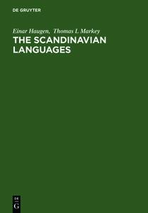 The Scandinavian Languages