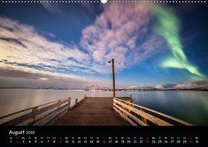 Nordlichtkalender