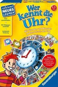 Wer kennt die Uhr?