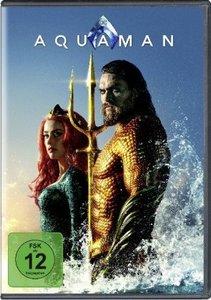 Aquaman, 1 DVD