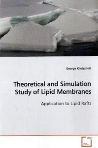 Theoretical and Simulation Study of Lipid Membranes