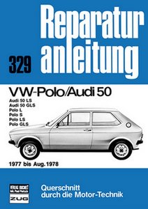 VW Polo/Audi 50 1977 bis August 1978