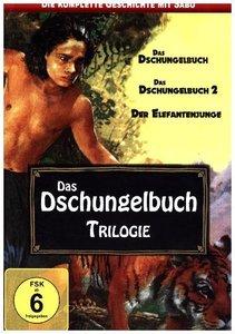 Das Dschungelbuch-Trilogie