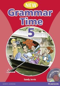 Grammar Time 5 Student Book Pack New Edition