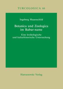 Botanica und Zoologica im Babur-name