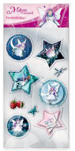 Maluna Mondschein Feen-Sticker