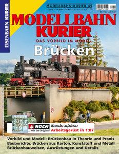Modellbahn-Kurier 42 - Brücken