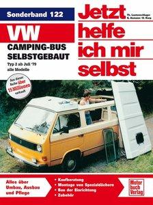 VW Camping-Bus selbstgebaut. Typ 2 ab Juli 1979. Jetzt helfe ich