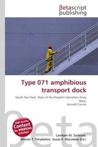Type 071 amphibious transport dock