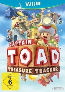 Wii U Captain Toad: T.Tracker Selects