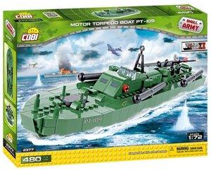 COBI 2377 - SMALL ARMY, Motor Torpedo Boat PT-109, Torpedoboot,