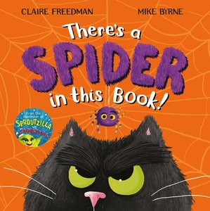 There\'s A Spider In This Book