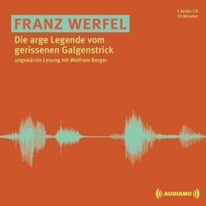 Die arge Legende vom gerissenen Galgenstrick, 1 Audio-CD