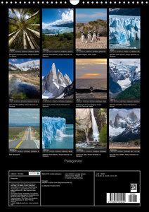 Patagonien (Wandkalender 2019 DIN A3 hoch)