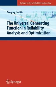 The Universal Generating Function in Reliability Analysis and Op