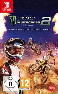 Monster Energy Supercross 2 - The Official Videogame (Nintendo S