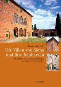 Die Villen von Siena und ihre Bauherren