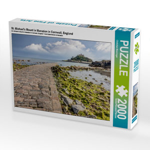 St. Michael\'s Mount in Marazion in Cornwall, England 2000 Teile