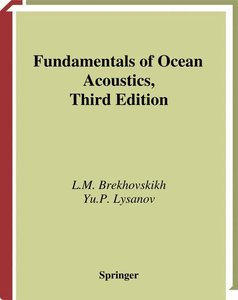 Fundamentals of Ocean Acoustics