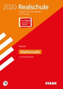 Original-Prüfungen und Training Realschule 2020 - Mathematik - H