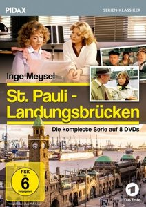 St. Pauli - Landungsbrücken