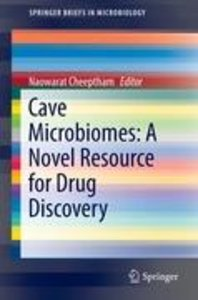 Cave Microbiomes: A Novel Resource for Drug Discovery