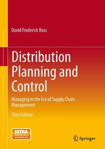 Distribution Planning and Control