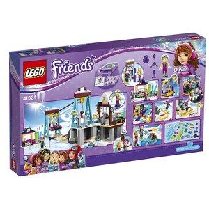 LEGO® Friends 41324 - Skilift im Wintersportort