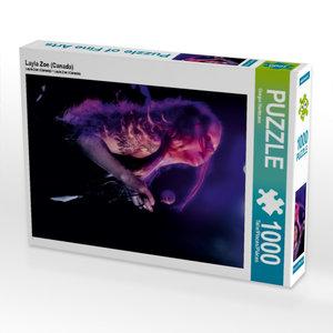 Layla Zoe (Canada) 1000 Teile Puzzle hoch