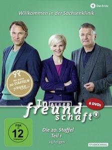 In aller Freundschaft - Staffel 20.1