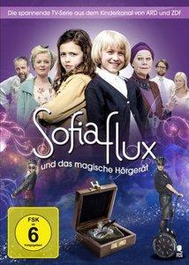 Sofia Flux und das magische Hörgerät. Staffel.1, 1 DVD