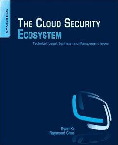 Cloud Security Ecosystem