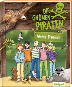 Das Grüne Piraten-Freundebuch